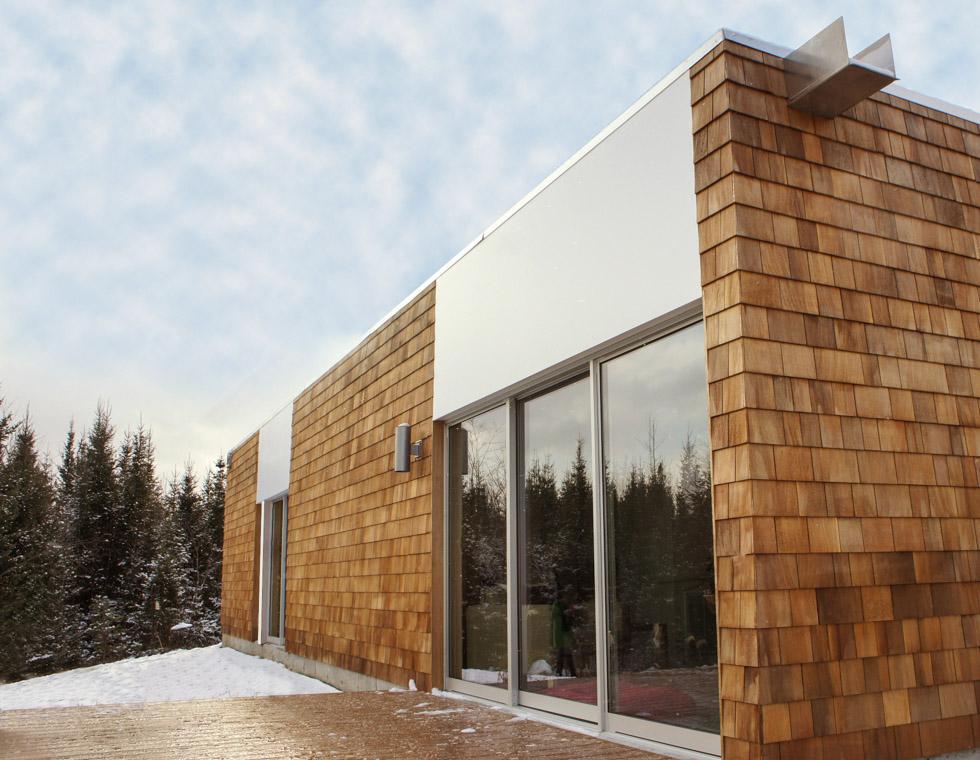 Materiales para fachadas fachadas y revestimientos pegar - Materiales para fachadas exteriores ...