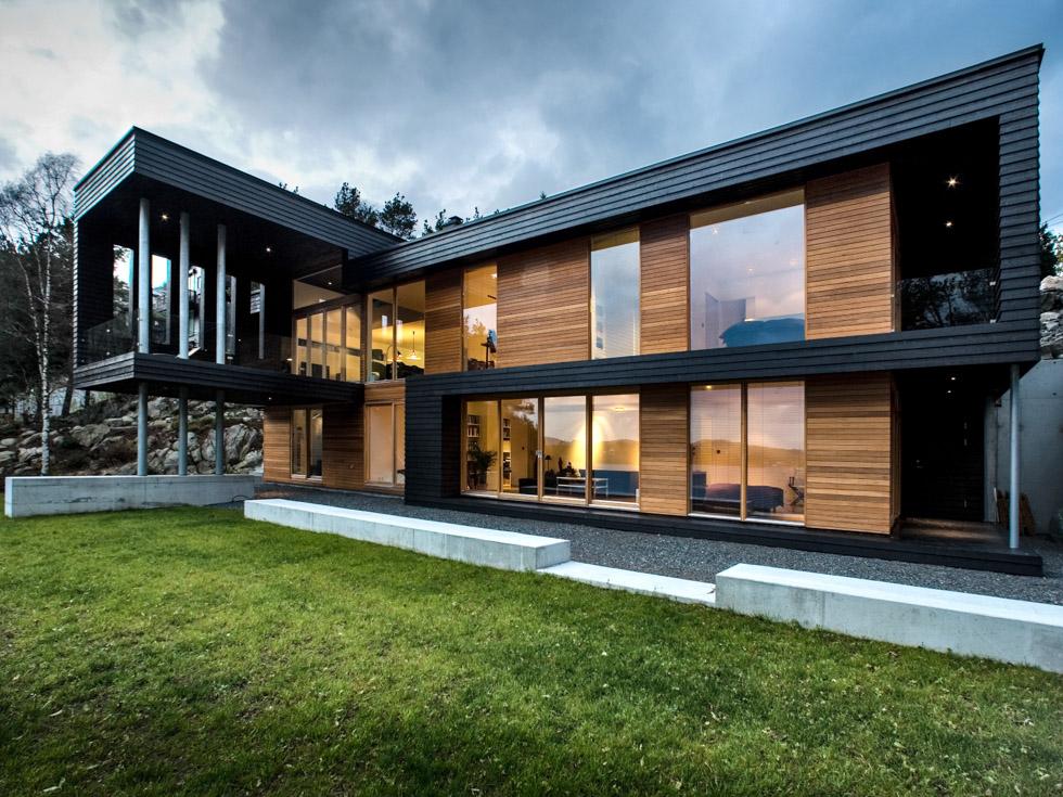 Revestimientos de cedro rojo tejas de madera - Revestimiento para exterior ...