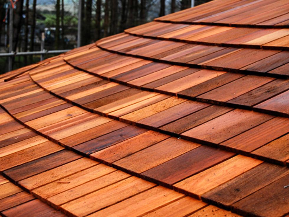 Tejas de madera tejas de madera for Tejados de madera y teja