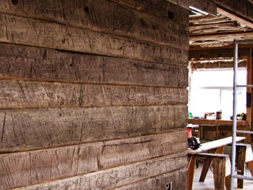 Revestimientos de madera envejecida tejas de madera - Revestimiento madera paredes ...