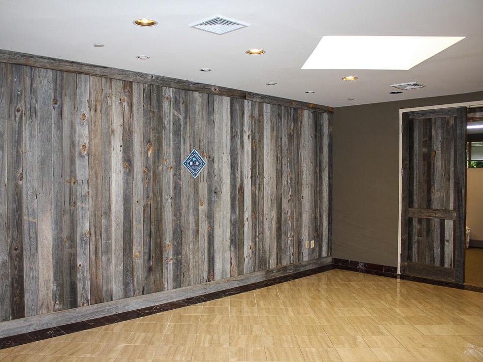 Revestimientos de madera recuperada tejas de madera - Revestimiento de madera ...